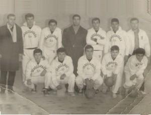 Lise Voleybol takımı