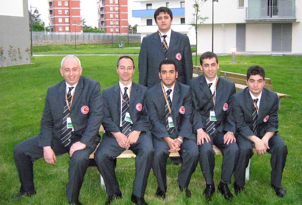 Torino Olimpiyatları Milli Takım