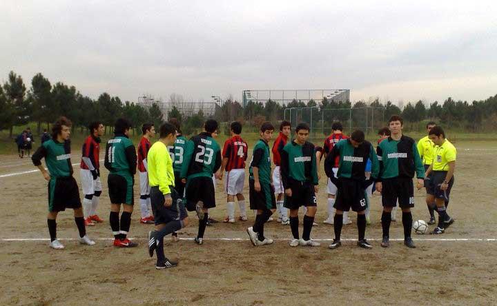 2009-2010 Dostluk Ligi Koç Özel Lisesi Deplasmanı